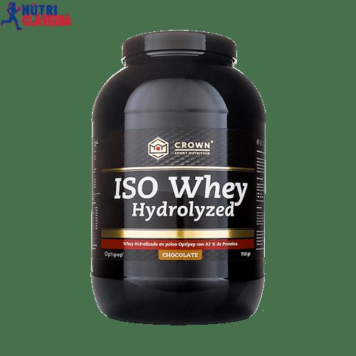 Proteína de suero hidrolizada ISO WHEY HYDROLYZED