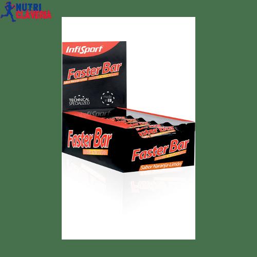 Barrita energética de gominola FASTER BAR (1.21€ la unidad)