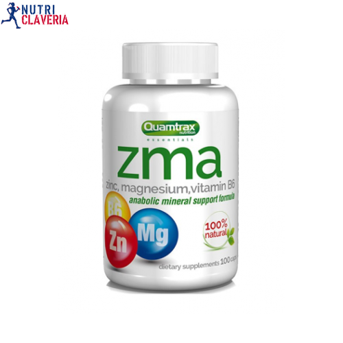 Eleva la testosterona ZMA