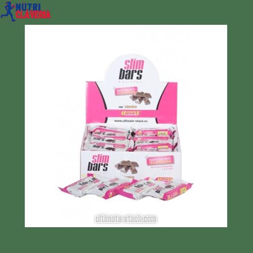 Barritas proteicas SLIM BARS (1.22€ la unidad)