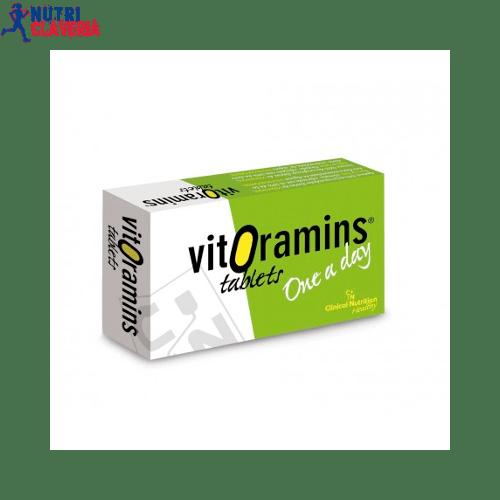 Vitaminas y minerales VITORAMINS