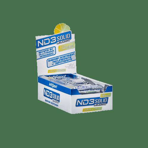 Barrita energética de gominola ND3 SOLID (2.14€ por unidad)